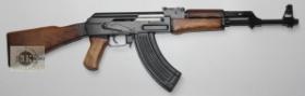 ВПО-136 (Вепрь-КМ) на базе АК-47, 7,62х39, +2 метал. магазина